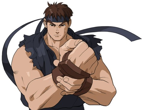 Street-Fighter-Alpha-3-Game-Character-Official-Artwork-Render-Evil-Ryu-2